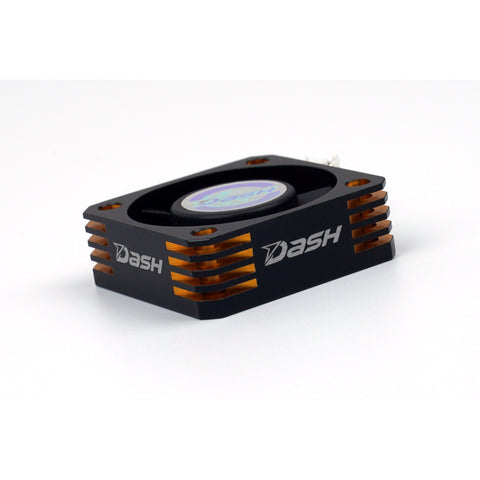 Image of DASH Ultra High Speed ESC Cooling Fan 30x30x10mm (Alu) Blac