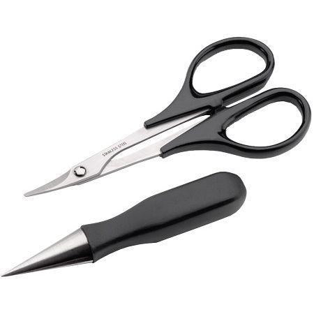 DUBRO Body Reamer and Scissors Set