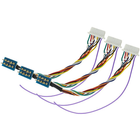 DCC CONCEPTS NEM652 8 Pin JST Harness (For ZN218 Decoders)