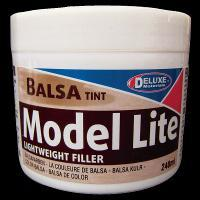 DELUXE MATERIALS BD6 Model Lite Balsa Tint Filler