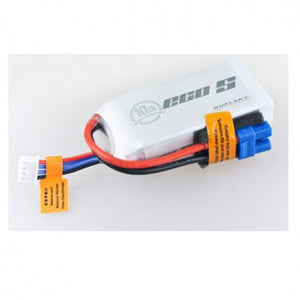 DUALSKY Battery 11.1v 1300mAh 5C CHARGE