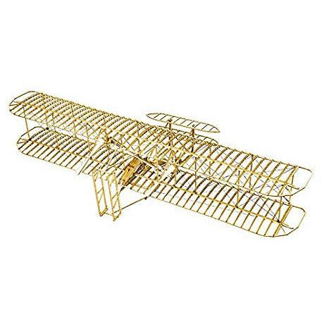 DWH  VC01 Wright Flyer-I 500mm  (Wood box) Scale  1:18