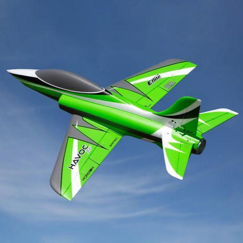 Image of HAVOC Xe 80mm EDF Sport Jet BNF