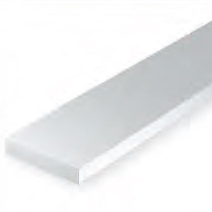 EVERGREEN 372 60CM STYRENE DIMENSIONAL STRIPS .080
