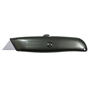 EXCEL K9 RETRACTABLE HEAVY DUTY METAL KNIFE