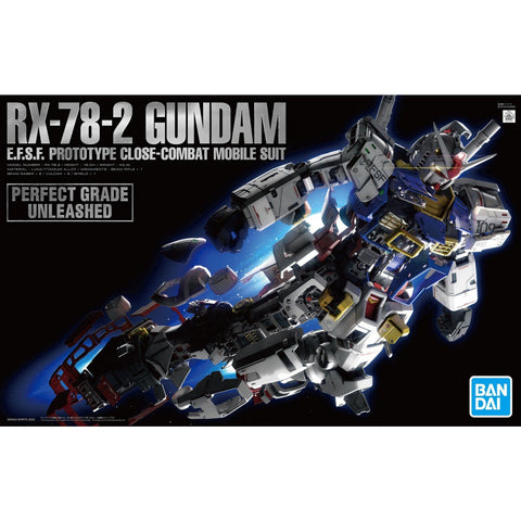 Image of BANDAI PG Unleashed 1/60 RX-78-2 Gundam