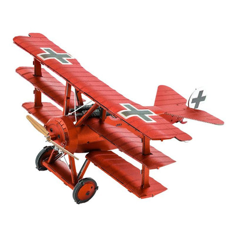 METAL EARTH Fokker Dr.1 Triplane