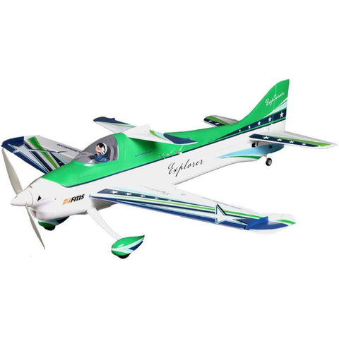 FMS F3A Explorer 1100mm Green PNP