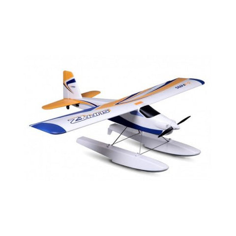 FMS Super EZ 1220mm Trainer Yellow RTF M2 (FMS078R-V3-M2)