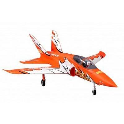 FMS Super Scorpion 90mm Orange PNP