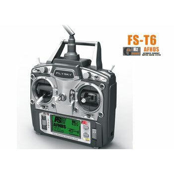 Image of FLY SKY Flysky 6 channel digital radio system (Stick)