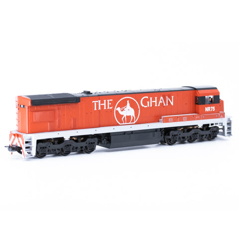 FRATESCHI HO C30 Locomotive 'The Ghan' DC