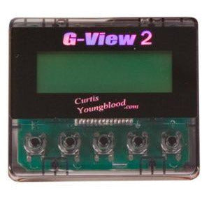 BUTTON G-VIEW DISPLAY UNIT