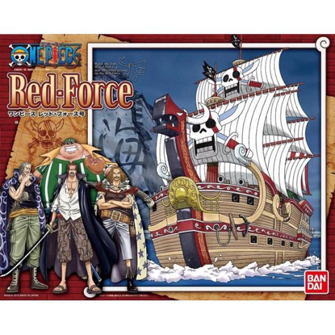Image of BANDAI One Piece Red-Force