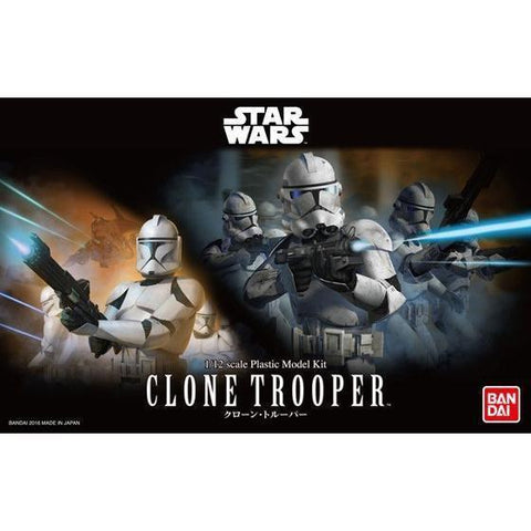 Image of 1/12 CLONE TROOPER