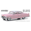 GREENLIGHT 1/24 Elvis Presley (1953-77) Pink 1955 Cadillac