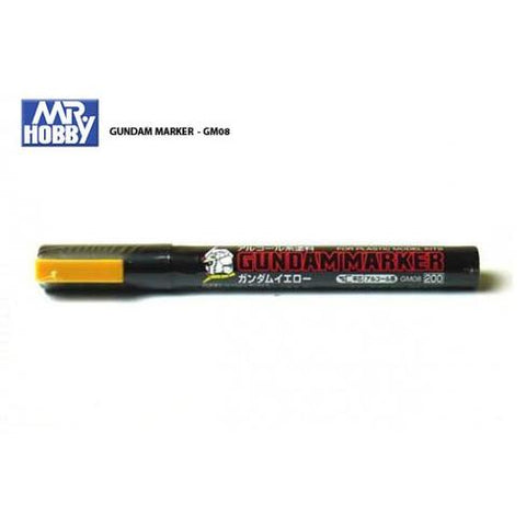 GSI Gundam Marker - Yellow - GM08