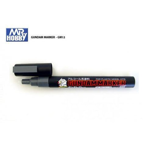 GSI Gundam Marker - Grey - GM12