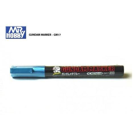 GSI Gundam Marker - Metallic Blue - GM17