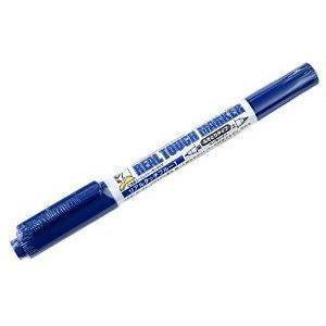 Image of MR HOBBY Gundam Real Touch Marker - Blue 1 - GM403