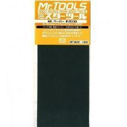 MR HOBBY Mr Waterproof Sandpaper #2000 Grit - MT309
