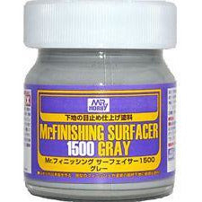 MR HOBBY Mr Finishing Surfacer - Grey