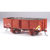 STEAM ERA MODELS HO - GY Open Wagon Kit Early Handbrake