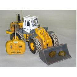 Image of HOBBY ENGINES ECONOMY VERSION FRONT END LOADER WITH 2.4GHZ