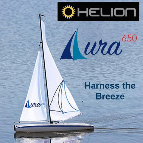 Image of HELION AURA 650 RTR SAILBOAT