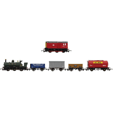 HORNBY DCC MIXED TRAFFIC (42-R1236)