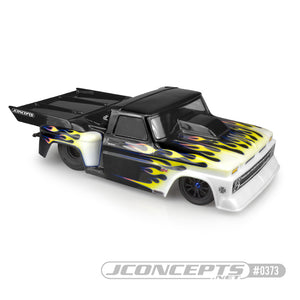 JCONCEPTS 1966 Chevy C10 Step-Side - Ultra Rear Wing