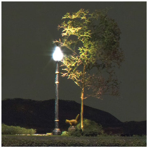 WOODLAND SCENICS HO Lamp Post