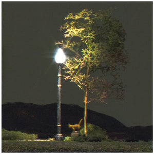 WOODLAND SCENICS N Lamp Post