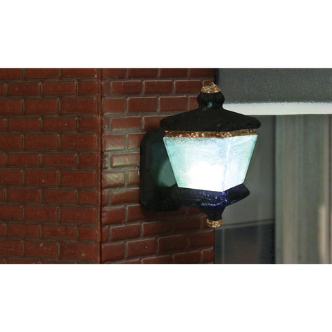 WOODLAND SCENICS O Entry Wall Mount Lights