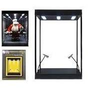 Display Case Large LED Lighted - Ideal for Figures (W) 28.8