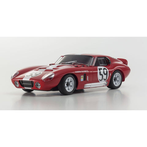 KYOSHO MINI-Z Racer Sports 2 MR-03 Ready Set Shelby Cobra D