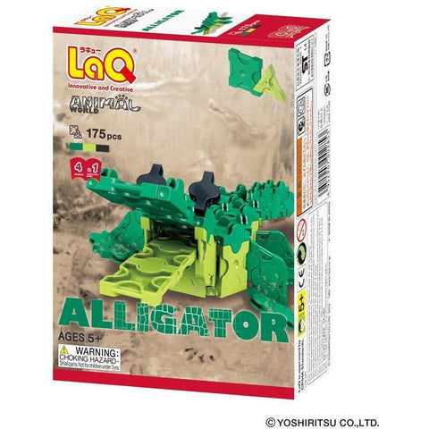 LaQ Animal World ALLIGATOR (LAQAN0010)