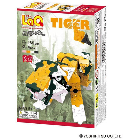 LaQ Animal World TIGER (LAQAN0011)