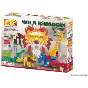 LaQ Animal World WILD KINGDOM (LAQAN0020)