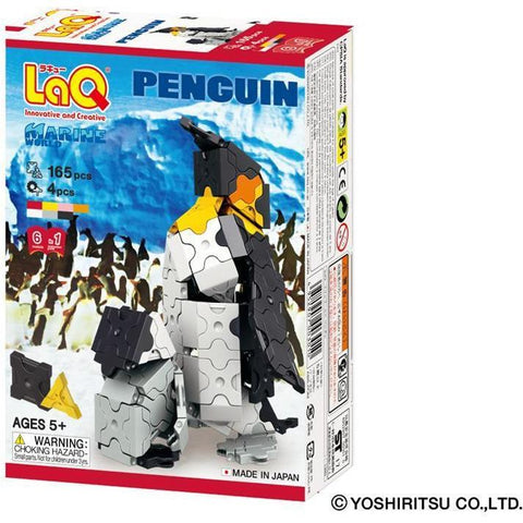 LaQ Marine World PENGUIN (LAQMA0021)