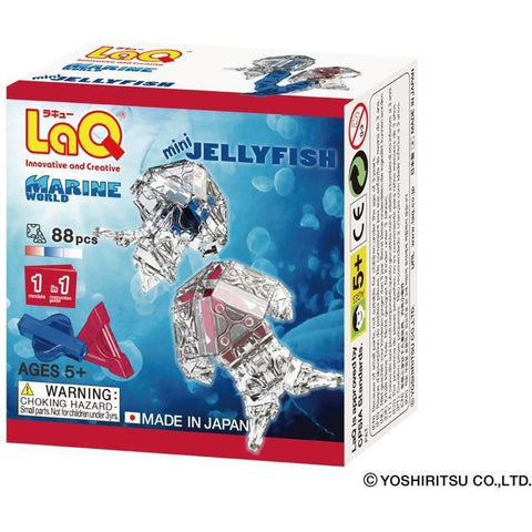 LaQ Marine World MINI JELLYFISH (NEW) (LAQMA0034)