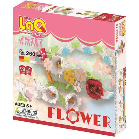 LaQ Sweet Collection FLOWER (LAQSC0030)