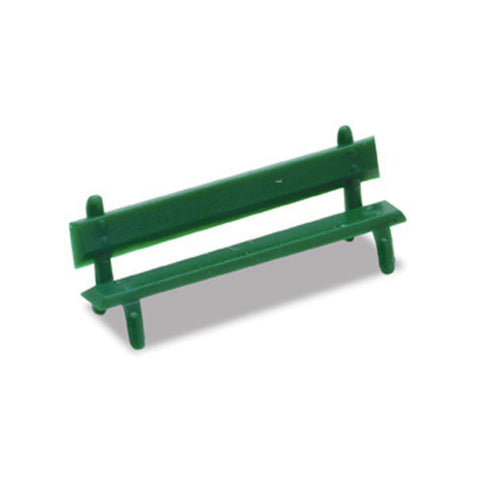Image of PECO OO/HO Platform Seats Green