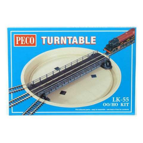 PECO OO/HO Turntable, Well Type