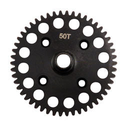 LOSI Center Diff 50T Spur Gear, Light Weight: 8B/8T