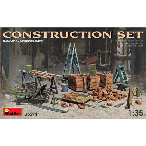 MINIART 1/35 Construction Set
