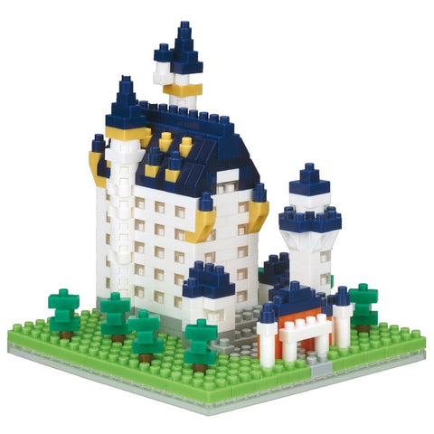 Image of NANOBLOCK Neuschwanstein Castle