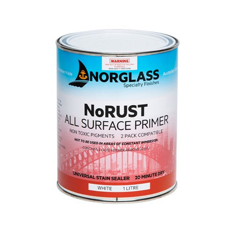 NORGLASS NO RUST PRIMER GREY 250ml