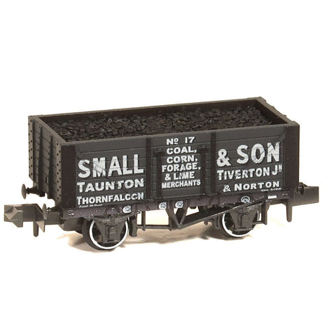PECO N SCALE/GAUGE SMALL & SON No.17 7 PLANK WAGON