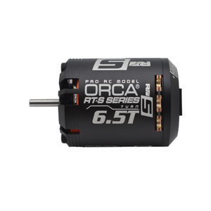 ORCA RT Sensored 6.5T Brushless Motor
